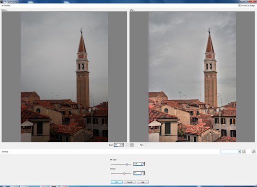 PaintShop_Pro_X4_Fill_Light_Clarity