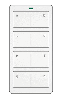 Insteon mini keypad