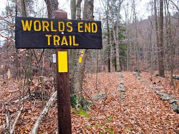 worlds end trail